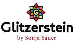 Glitzerstein Logo - Original mit kleinem Rand